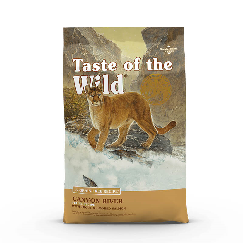 Taste Of The Wild Canyon River – postrv – 2 kg