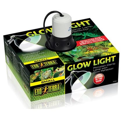 Exo Terra držalo za žarnico z odsevnikom Glow Light - 14 cm