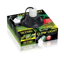 Exo Terra držalo za žarnico z odsevnikom Glow Light - 21 cm