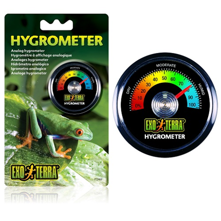 Exo Terra analogni higrometer