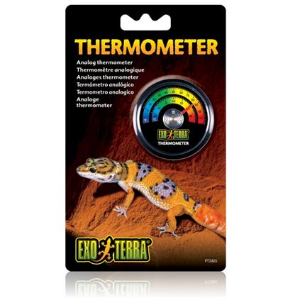 Exo Terra analogni termometer