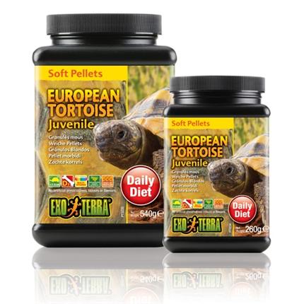 Exo Terra hrana za mlade evropske želve - 260 g