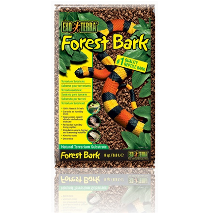 Exo Terra gozdno lubje za terarije - 8,8 l