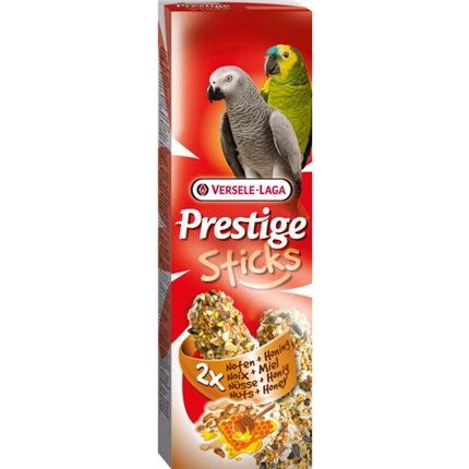 Versele-Laga Prestige kreker velike papige oreščki in med - 2 x 70 g