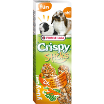 Versele-Laga Crispy kreker korenje in peteršilj - 2 x 55 g
