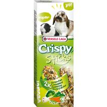 Versele-Laga Crispy zelenjava - 2 x 55 g