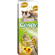 Versele-Laga Crispy sončnice in med - 2 x 55 g