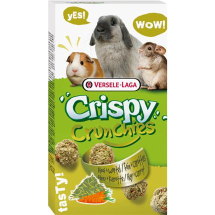 Versele-Laga Crispi Crunchies hrustljav biskvit s senom- 75 g