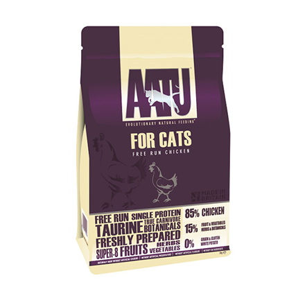 AATU Cat 85/15 piščanec -200 g