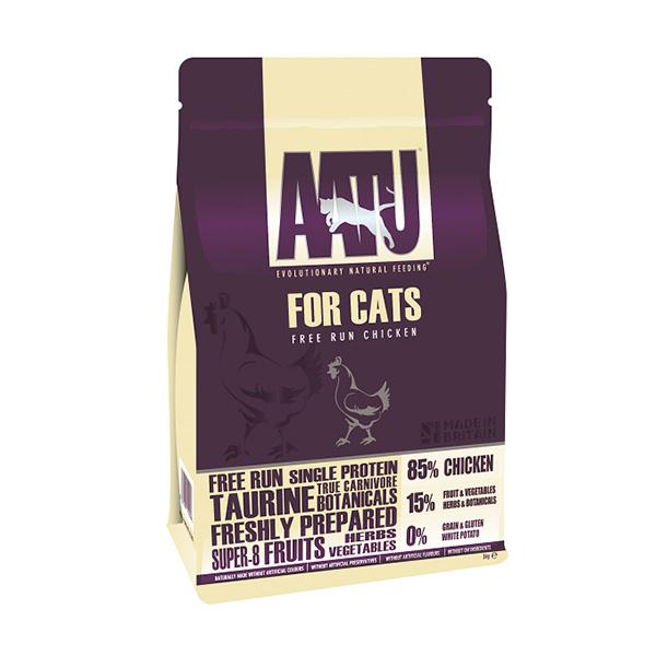 AATU Cat 85/15 piščanec - 1 kg