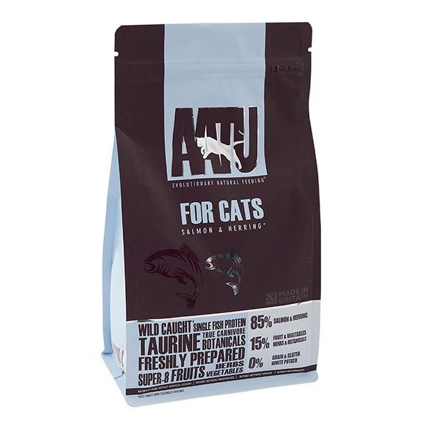 AATU Cat 85/15 losos - 200 g