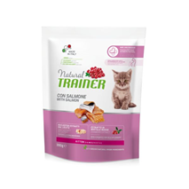Trainer Cat Natural Kitten - losos - 300 g