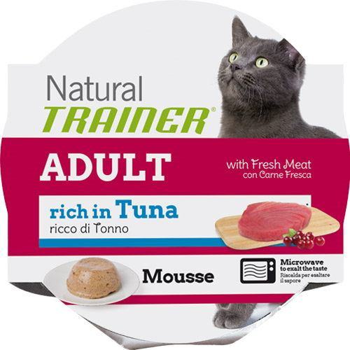 TN CAT MOUSSE 85g TUNA