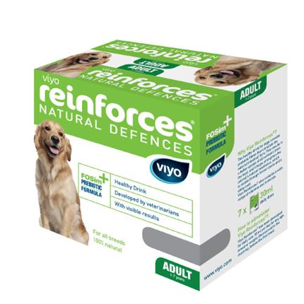 Viyo Reinforces prebiotični napitek za pse Adult - 7 x 30ml