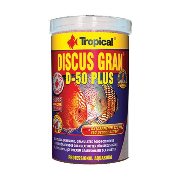 TR DISCUS GRAN D-50 PLUS 250ML/110G