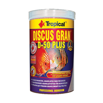 Tropical Discus Gran D-50 plus - 250 ml / 110 g