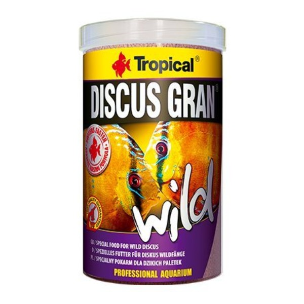 Tropical Discus Wild - 250 ml / 110 g