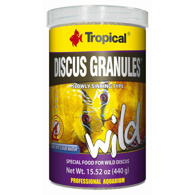 Tropical Discus Wild - 1000 ml / 440 g