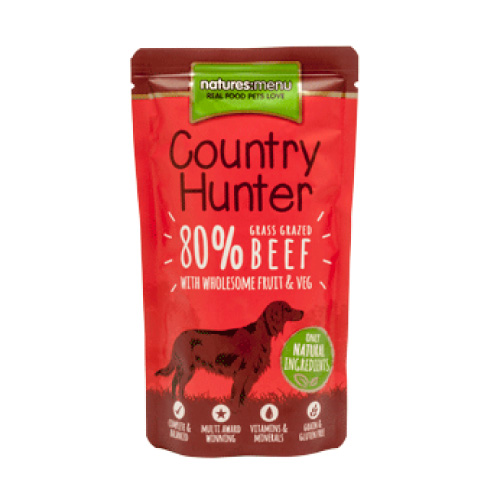Natures Menu Country Hunter - govedina - 150 g