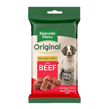 Natures Menu Dog Meaty Treats - govedina - 60 g