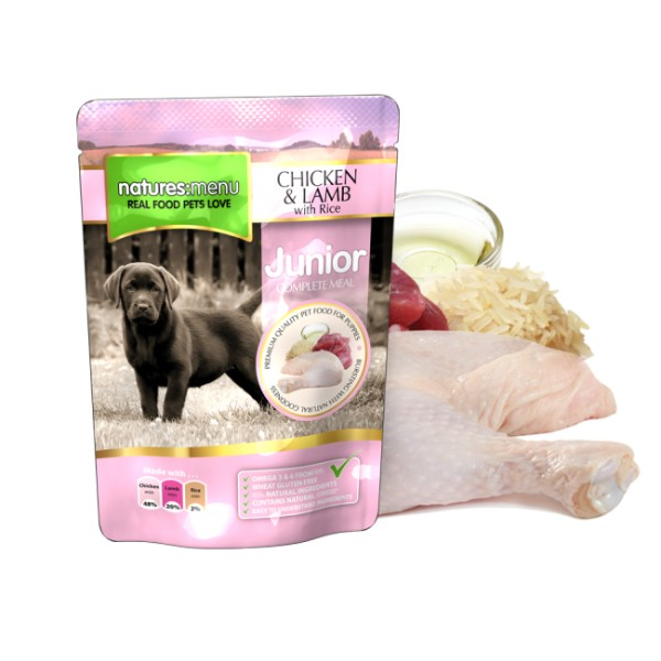 Natures Menu Junior - 300 g