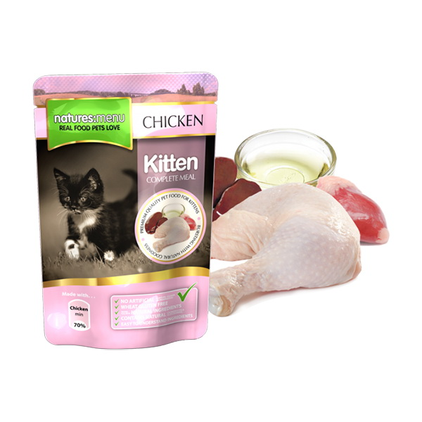 Natures Menu Cat Kitten - 100 g