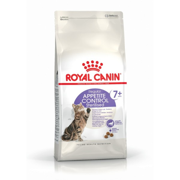 Royal Canin Senior Sterilised Apetite Control - 400 g