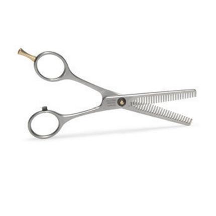 Jean Peau dvojne škarje za redčenje dlake - 14 cm