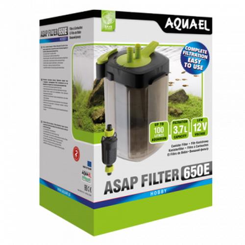 Aquael zunanji filter ASAP 750 E