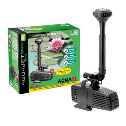 Aquael Aqua Jet PFN črpalka za ribnik 5500