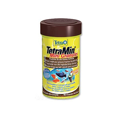 TT TETRAMIN MINI granule 100 ml