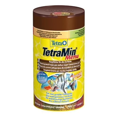 TT TETRAMIN MENU 100 ml