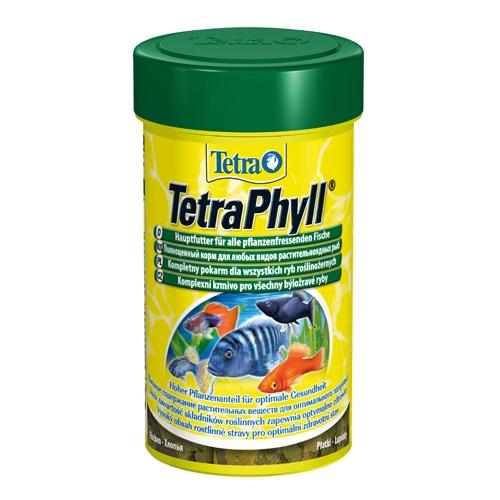 **TT PHYLL 250 ml (hrana za rastlinojede ribe)
