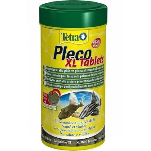 Tetra Pleco XL Tablets - 133 tablet