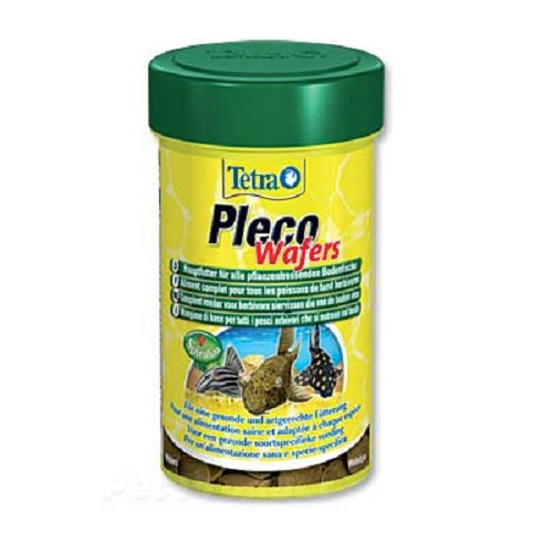 Tetra Pleco Veggie Wafers - 100 ml