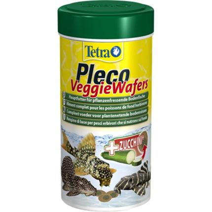 Tetra Pleco Veggie Wafers - 250 ml