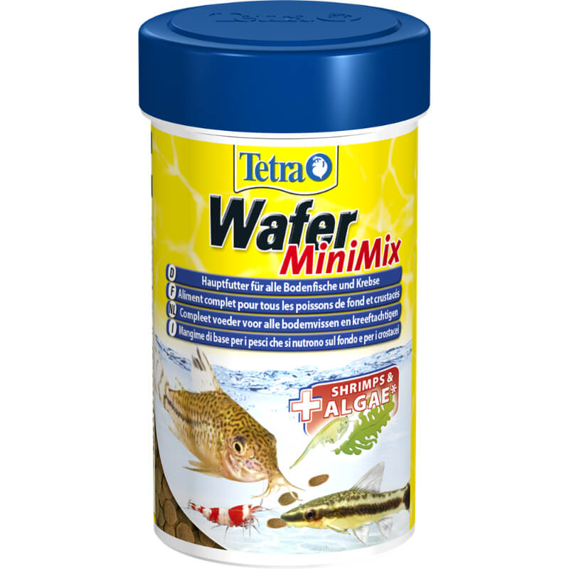 Tetra Wafer Mini Mix - 100 ml