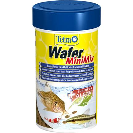 Tetra Wafer Mini Mix - 100 ml