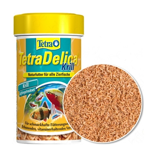 Tetra FD Krill v gelu - 48 g