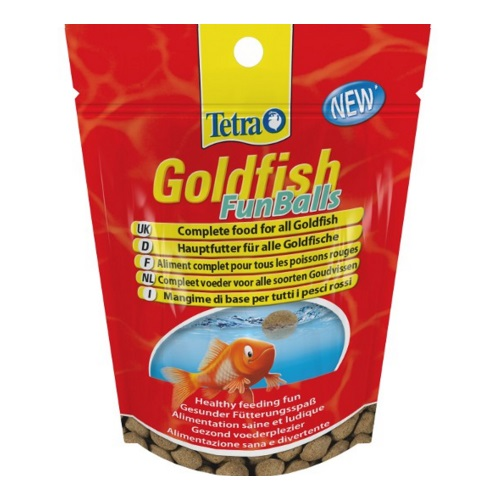 Tetra Goldfish Funballs - 20 g
