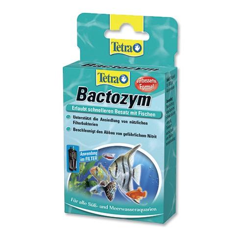 **TT BACTOZYM 10 kapsul (bakterije)