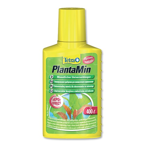 Tetra PlantaMin tekoče gnojilo - 100 ml
