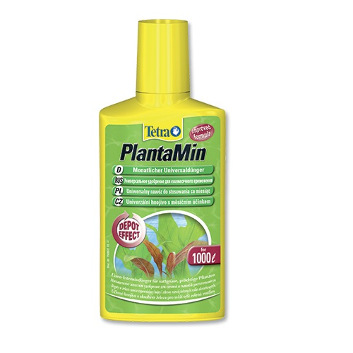 Tetra PlantaMin tekoče gnojilo - 250 ml