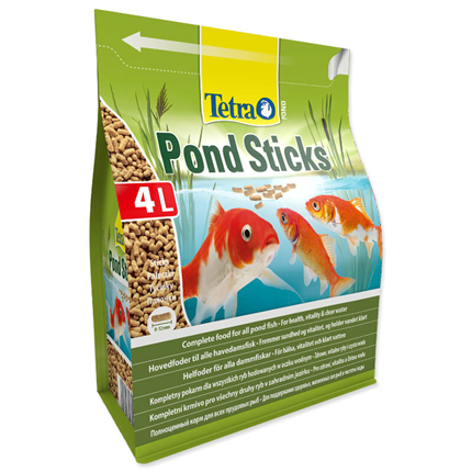 Tetra Pond Sticks - 4 l