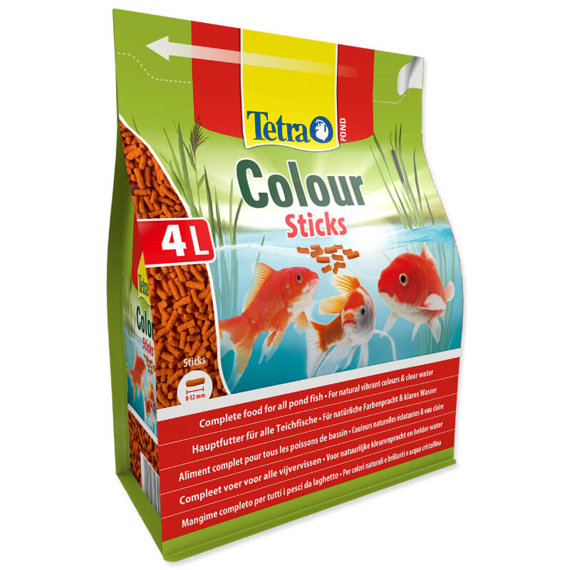 Tetra Pond Colour Sticks - 4 l