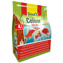 Tetra Pond Colour Sticks - 4 l
