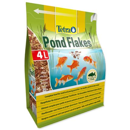 Tetra Pond Flakes - 4 l