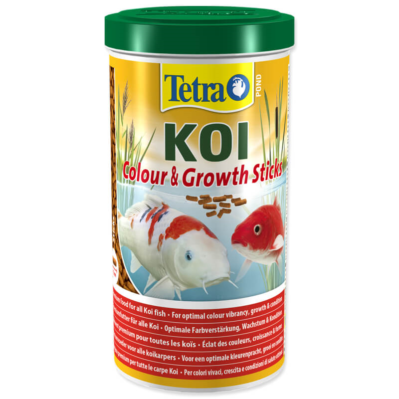 Tetra Pond Koi Colour & Growth Sticks - 1 l