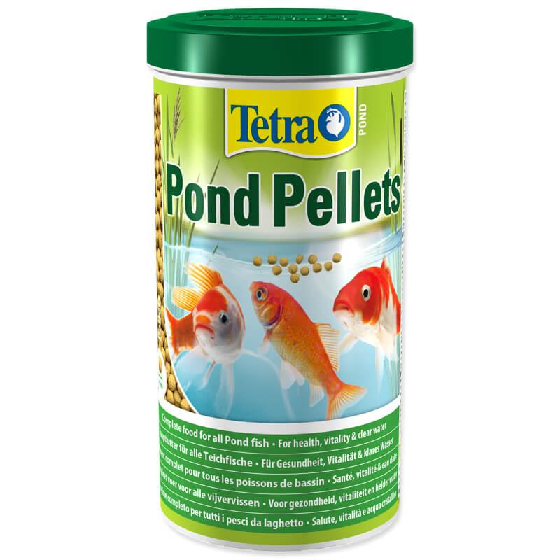 Tetra Pond Pellets - 1 l