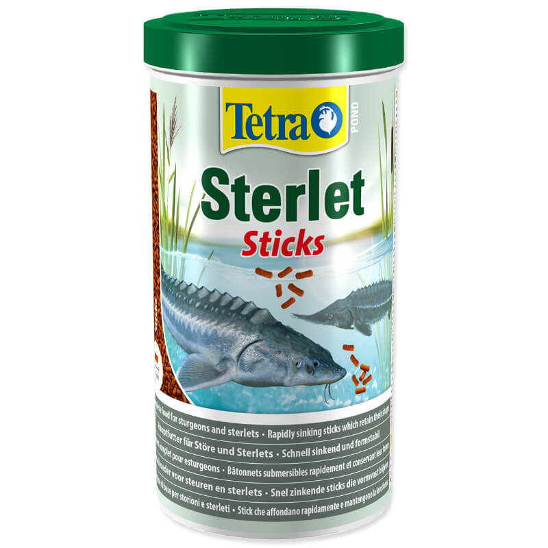 TT POND STERLET STICKS 1 L